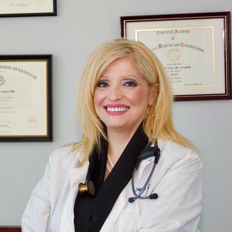 Alexis Gopal MD